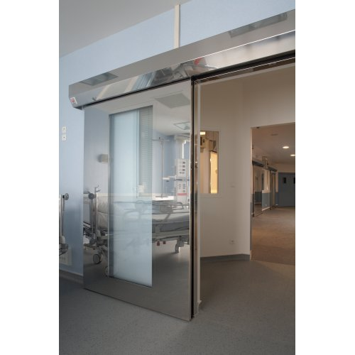 Glass sliding doors are ideal when it comes to making good use of daylight and fulfilling optical criteria. The automatic sliding doors from GEZE can ...  sc 1 st  Koxneal & GEZE Automatic Sliding Door (UK) | Koxneal