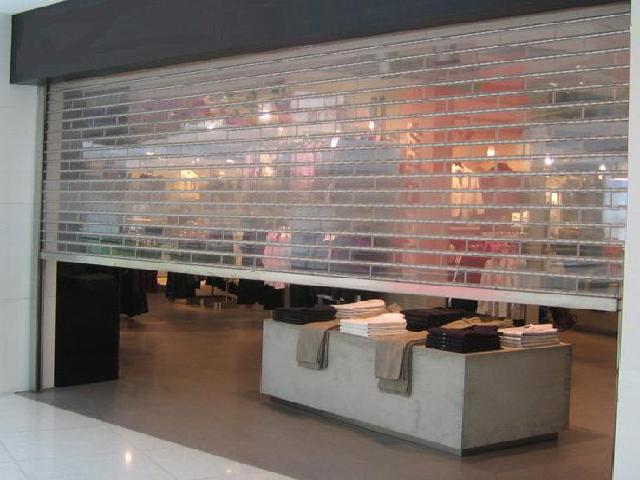 Polycarbonate Roll Up Shutters Koxneal