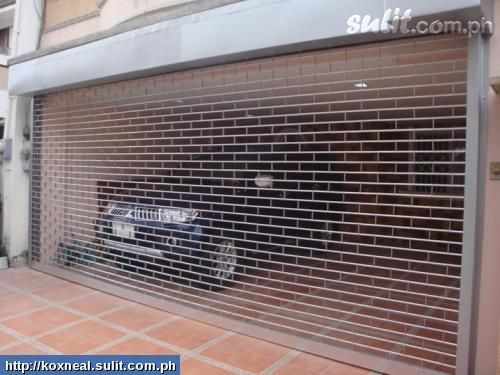 Stainless Steel Roll Up Shutters Koxneal